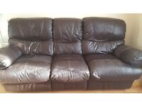 Urgent Two & Three seater sofas available pickup only