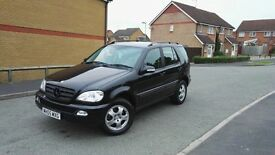 2005 Mercedes Benz ML 2.7 CDI