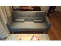 STYLISH SOFA BED FOR SALE, BRAND NEW, LUXURY STYLE