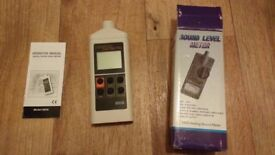 Digital Sound Level Meter (Model 8928)