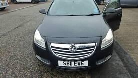 Vauxhall insignia sri diesel 12 months MOT