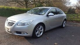 2010 Vauxhall Insignia Hatchback 2.0 CDTi 16v SRi 5dr. Sat Nav 160Bhp