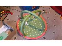 Mothercare Travel Baby play mat gym