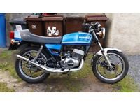 Suzuki GT 250 X7 1979 Fully Restored