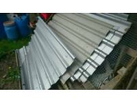 Metal Roof sheets cladding