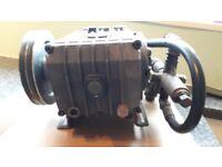 Pressure washer pump complete unit
