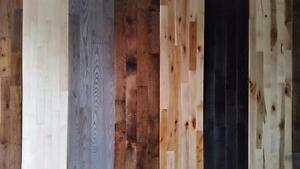 Canadian Solid Hardwood Flooring