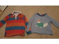 Age 2-3 years bundle boys clothes.