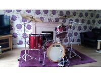 Quality Tama Drum Kit to Swap