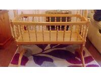 Baby Cot/Crib Bed Fantastic Condition