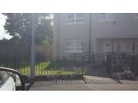 5 apartment end terrace in Knightswood for swap