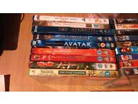 Various Kids Disney/Dreamworks etc DVDS