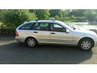 2003 mercedes c200 cdi auto classic estate 1450 ono