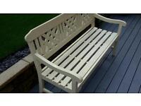 3 seat garden bench for sale