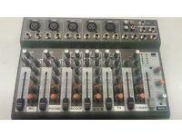 XENYX 1002B Professional Battery Powered MIC/Line Mixer
