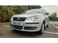 Volkswagen Polo 1.2 Litre Engine with Full Service History £1895