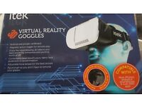 3d vertical reality goggles