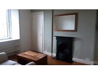 1 bedroom flat with box room to rent - Watson Crescent, Polwarth