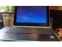 """Laptop - HP Pavilion x360 11-k058na 11.6"""" 2 in 1 - Green"""