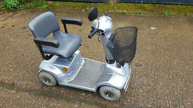 NEW BATTERIES 5mph CTM HS580 Mobility Scooter