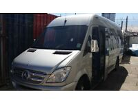 Mercedes Sprinter Executive Minibus for Sale