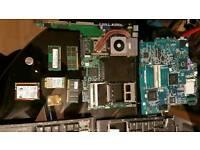 Joblot compaq evo laptop parts