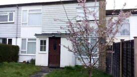 3 bed house, off road parking, recently redecorated, garden, Bassett Green, Soton, 079 6615 4988,