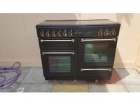 LEISURE RANGE COOKER, RECONDITIONED GOOD CLEAN WORKING ORDER £150 O.N.O.