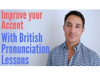 Accent Reduction | Pronunciation Training | British Accent | Online English Pronunciation Lessons