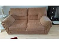 Free sofa! Pulls out into small double bed