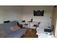 Large room for rent, bright and with own garden.