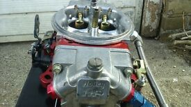 Holley 850 HP ultra carburetor only 5 month old