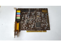 Creative Labs CT4830 Sound Card Sound Blaster Live PCI