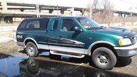 Ford f150 xlt off road 1998