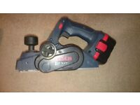 Bosch cordless electric planer for sale handy tool not dewalt