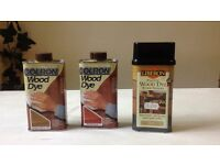 FREE Wood Stain, Yacht Varnish, Beeswax, Household Items
