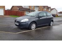 2008 Fiat Punto Active 1.2 Full years MOT