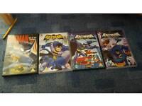 Kids batman dvds