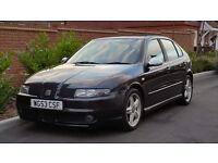 Seat Leon Cupra TDI (150) + 2004/53 + 6 Speed Gearbox + Panther Black + Diesel + (Economical) +