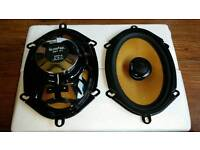 In Phase SXT 57 5 x 7 car speakers