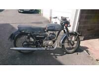 Neval/ minsk motorcycle 125
