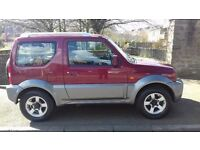 Suzuki Jimny 1.4 2006 (06)**Full Years MOT**Full Service History**Economical 4x4 for only £2295