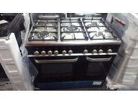 90CM DUAL FUEL RANGE COOKER WITH GUARANTEE FREE DELIVERY