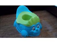 Dinosaur potty