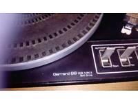 GARRARD 86 SB MK 11 RECORD DECK