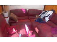 Recliner sofas (can deliver)