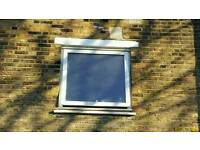 Anglican Double glazed wooden window