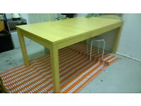 Expandable Big Working Table (self pick up)