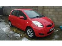 2009 TOYOTA YARIS 1L PETROL, 1 LADY OWNER, DRIVES SUPERB, EXCELLENT CAR, VRY CLEAN, HPI CLEAR