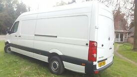 Volkswagen Crafter low milage LWB HIGH ROOF 50000 MILES ONLY